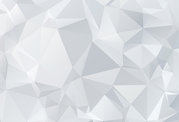 Triangular low poly origami style background Premium Vector