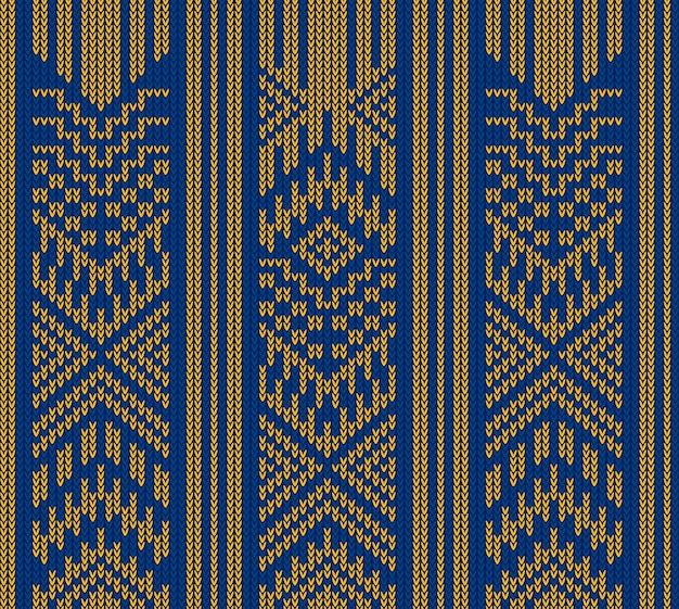 Tribal aztec abstract seamless pattern Premium Vector
