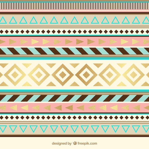 Tribal background Vector | Free Download