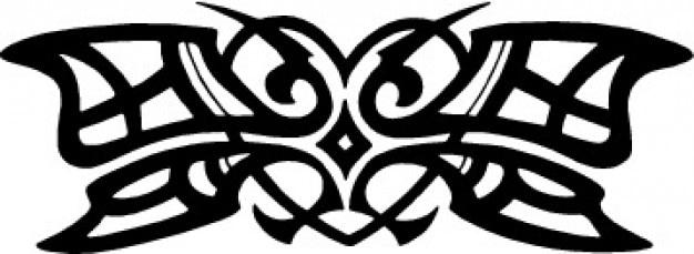 tribal heart tattoo design vector free download. Black Bedroom Furniture Sets. Home Design Ideas