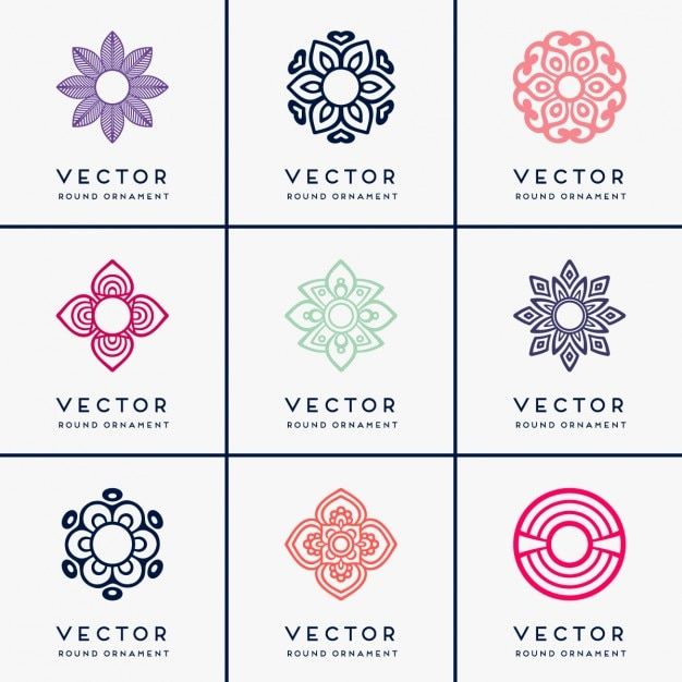 Tribal Symbols Vector Free Download