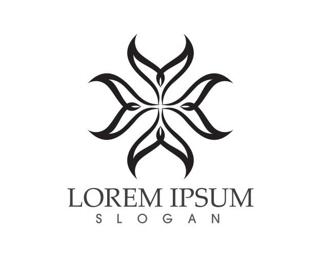 Tribal Tatto Black Logo And Symbols Icons Vector Premium Download