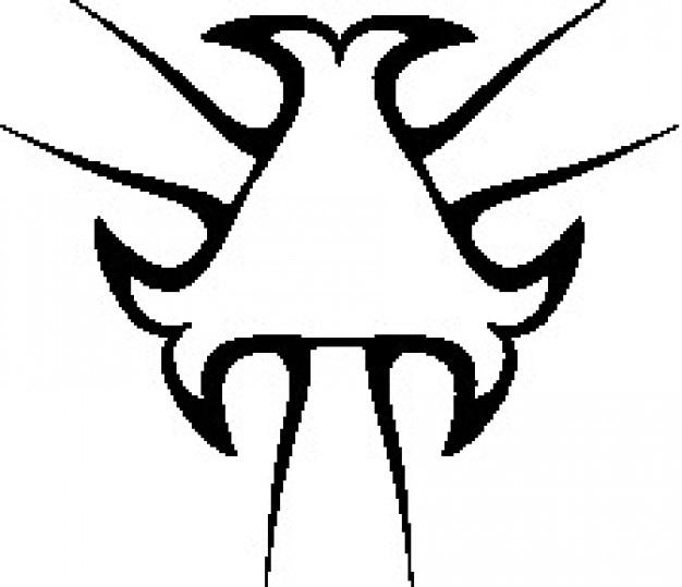 tribal tattoo vector vp vector free download rh freepik com tattoo vector image tattoo victor ny