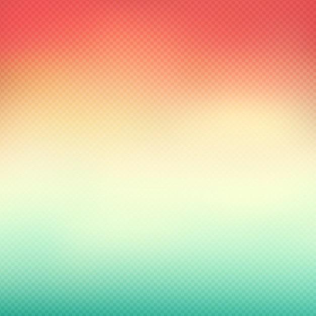 Tricolor gradient background