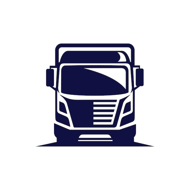 truck vector logo vector premium download