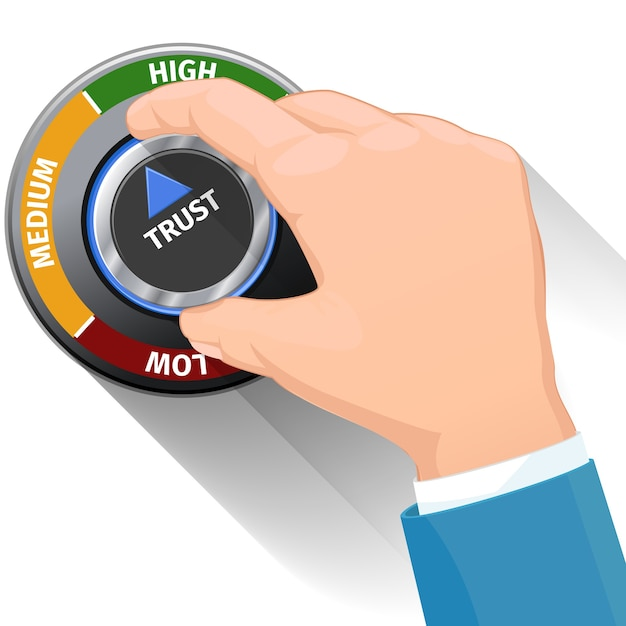 buiding trust to your business