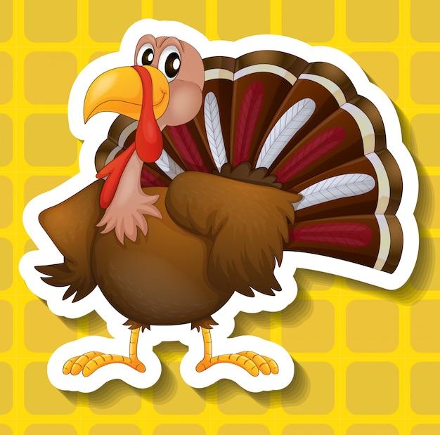 Turkey Free Vector