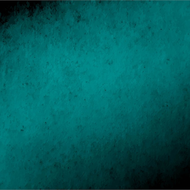 The Texture Of Teal And Turquoise: Turquoise Grunge Texture Vector