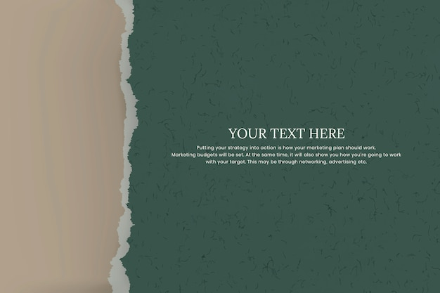 Two types of paper backgrounds Free Vector