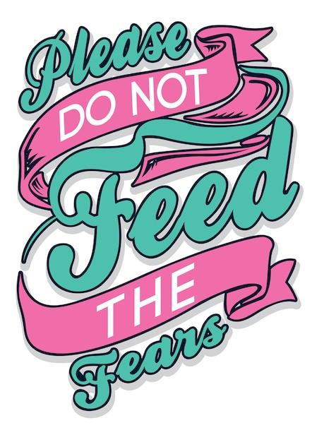 Typography, slogan & quote Premium Vector