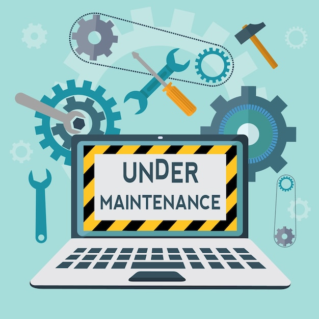 maintenance vectors  photos and psd files