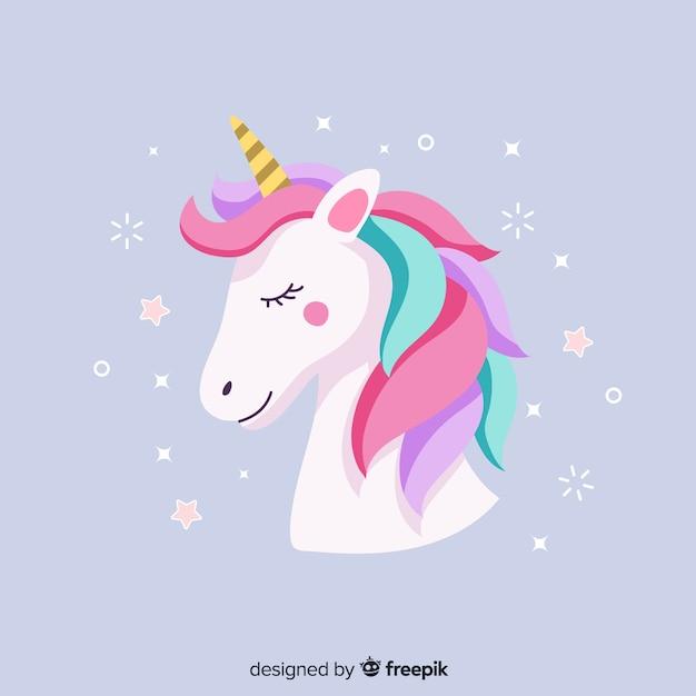 Unicorn Free Vector