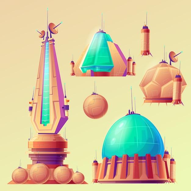 Unidentified space objects, UFO, space ships of\ alien