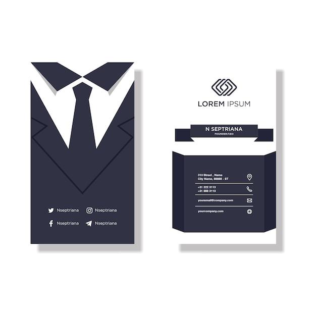 Unique business card vector premium download unique business card premium vector reheart Gallery