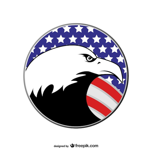 United States eagle vector Vector | Free Download