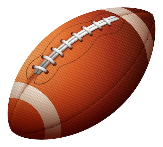 Usa football Premium Vector