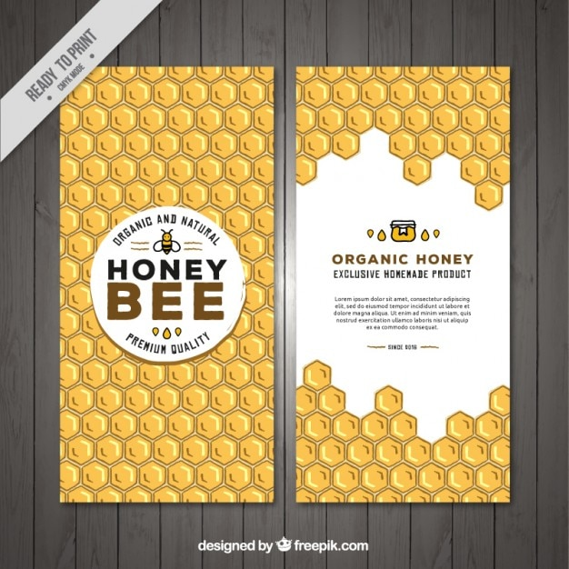 Useful banners honey theme