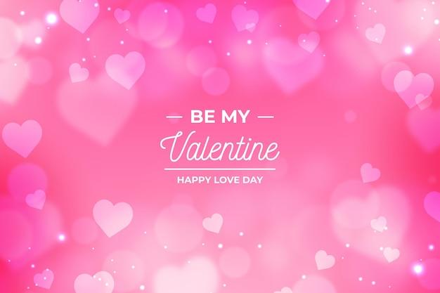 Valentine day background Free Vector