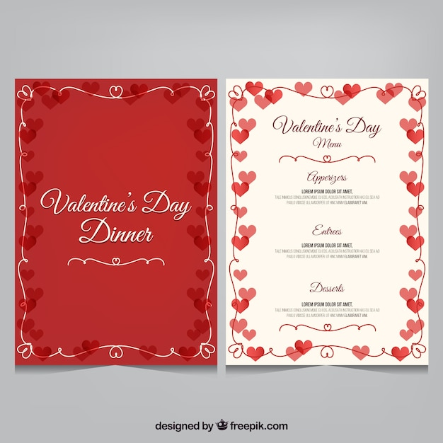 Valentine greeting card vector free download valentine greeting card free vector m4hsunfo