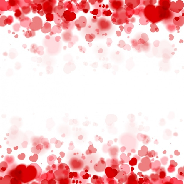 valentines background design vector free download