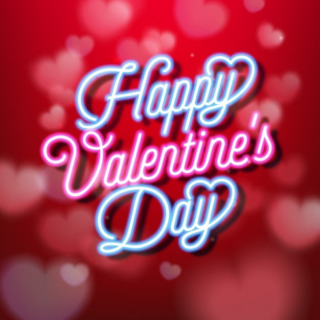 Valentine\'s background design Vector | Free Download