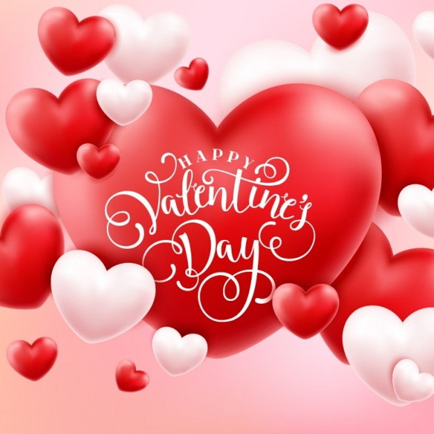 valentine vectors, photos and psd files  free download, Beautiful flower