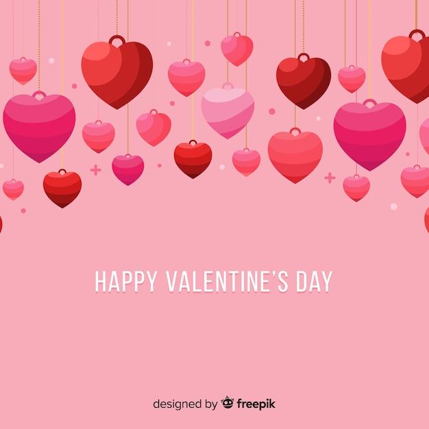 Valentine S Day Background Vector Free Download