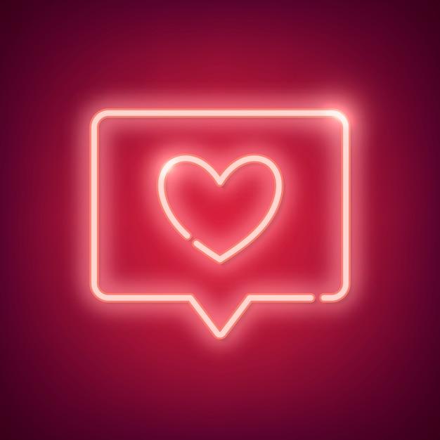 Valentine's day vector design concept Free Vector
