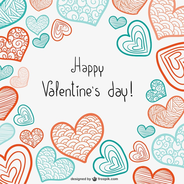 Valentine S Day Vector Free Download