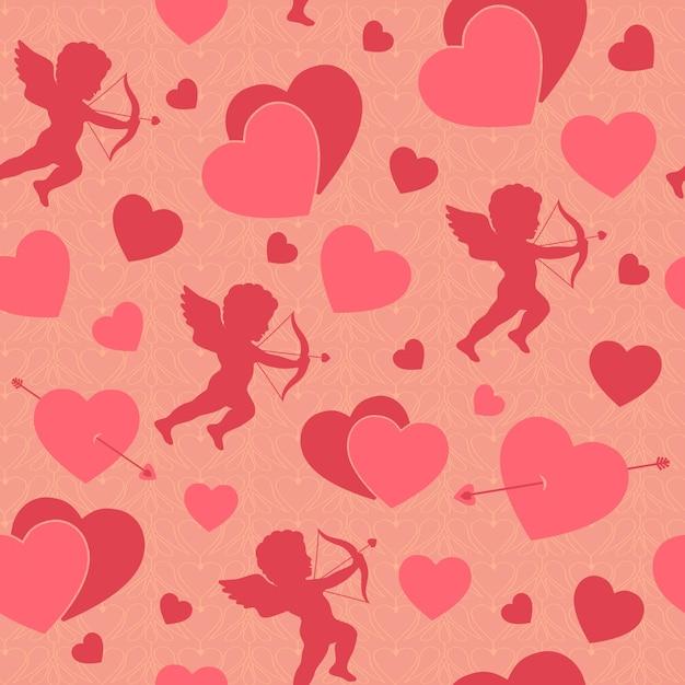 Valentine\'s pattern design
