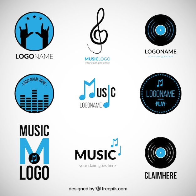 Band Logo Vectors, Photos and PSD files | Free Download