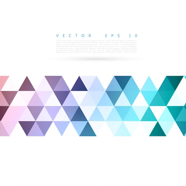 Vector abstract background Free Vector