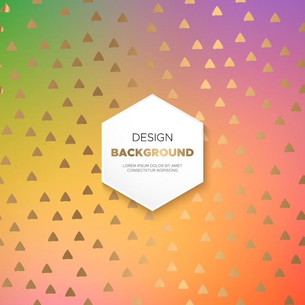 Vector background abstract polygon triangle. polygonal design geometrical