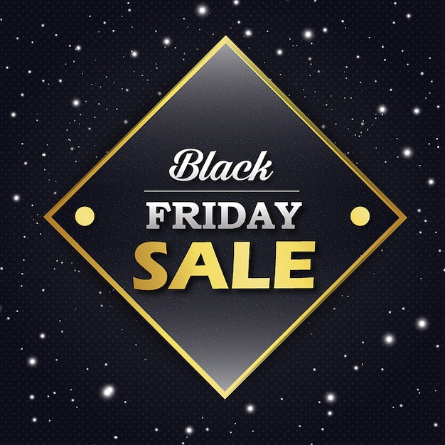 Vector Black Friday Backgrounds Free Vector