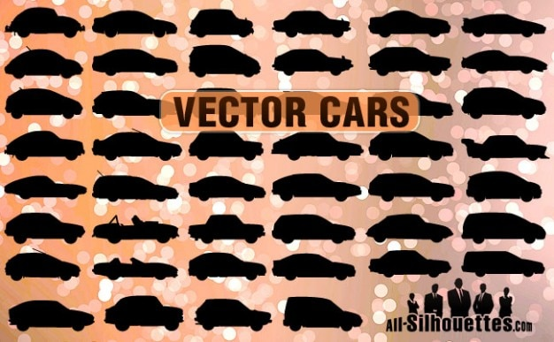 Vector Cars Free Vector