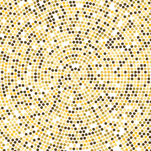 Vector gold disco lights background Premium Vector