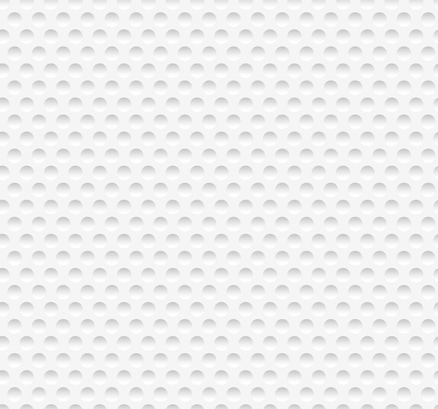 Vector golf background or golf ball texture Free Vector