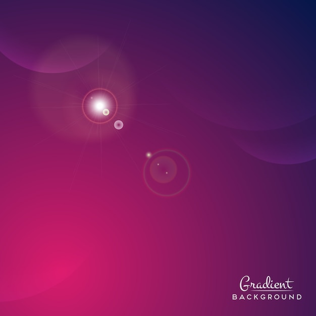 Vector illustration of soft colored abstract background Free Vector