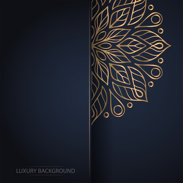 Vector islamic background Free Vector