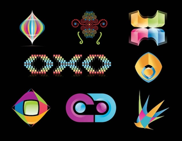 Vector Logo Design Inspiration