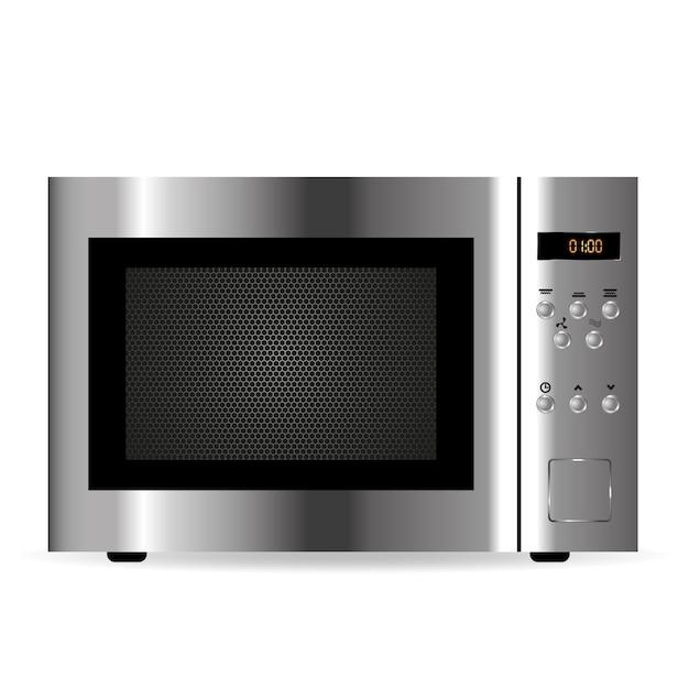 Vector microwave Premium Vector