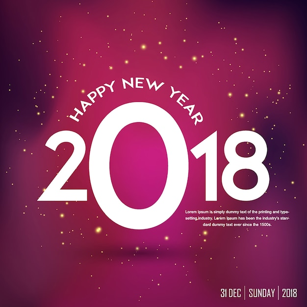Vector New Year Backgrounds