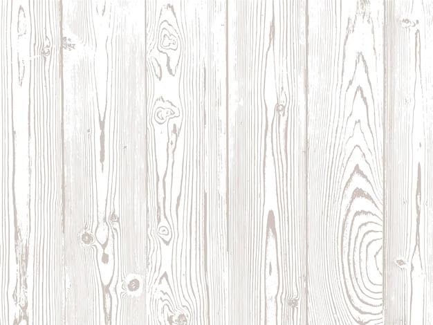 ベクトル木の質感。白い背景の上の自然素材。 Premiumベクター