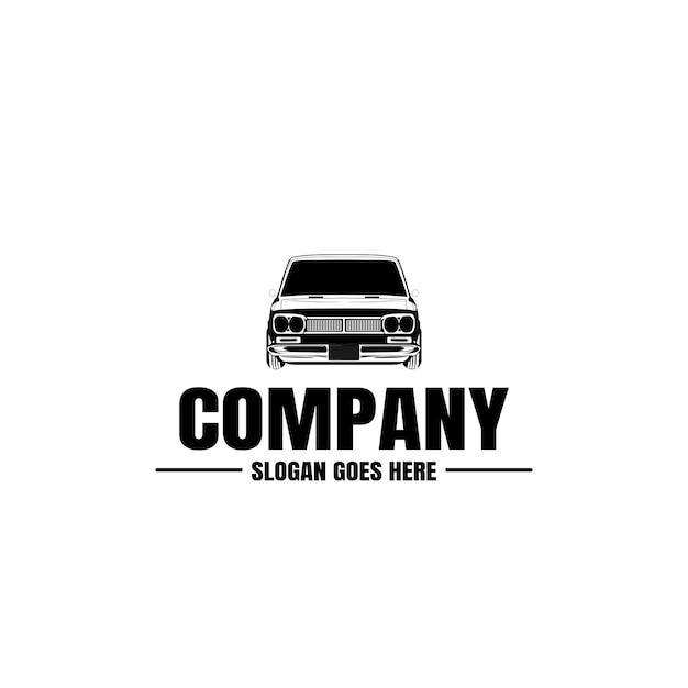 Vehicle Logo Template Car Icon For Business Design Rent