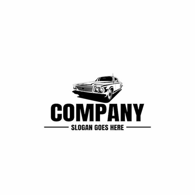 Vehicle logo template. car icon for business . rent, repair, shop garage . Premium Vector