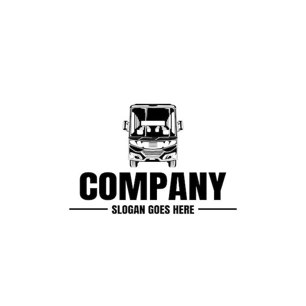 Vehicle logo template. car icon  . rent,  repair,  shop garage . Premium Vector