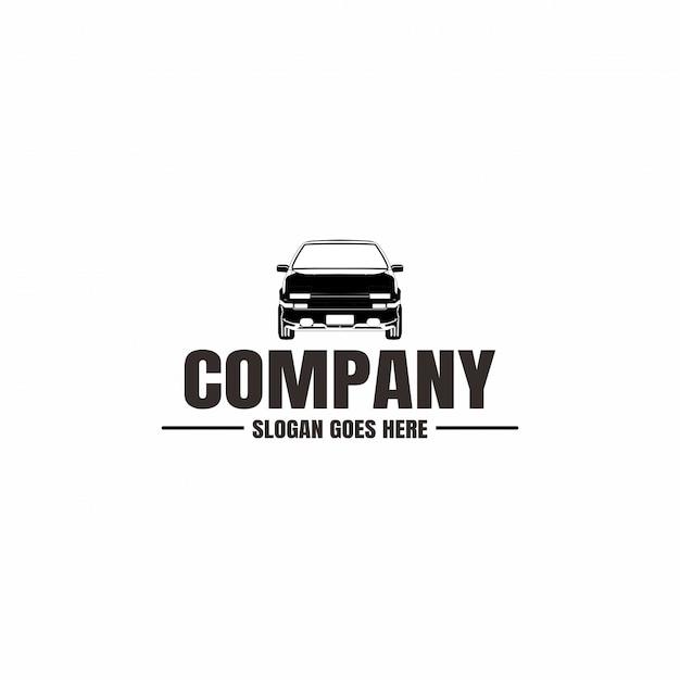 Premium Vector Vehicle Logo Template Car Icon Rent Repair Shop Garage