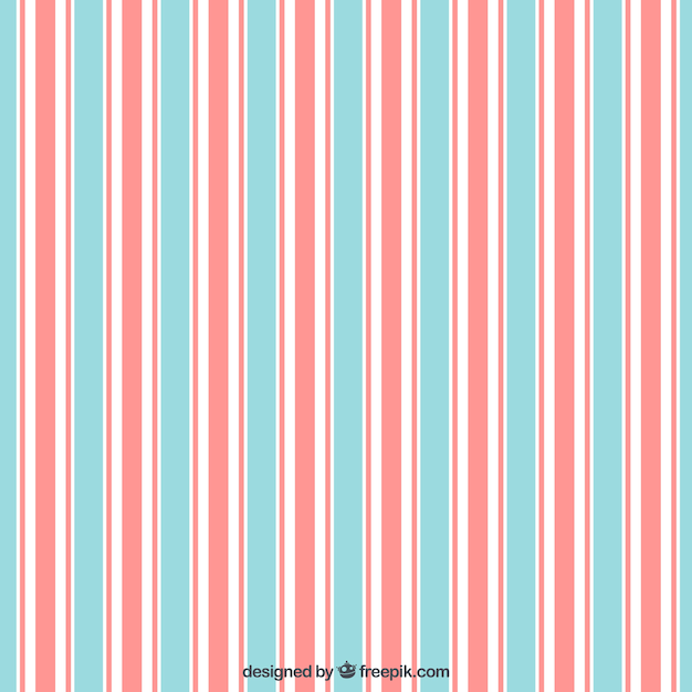 blue and red striped wallpaper border