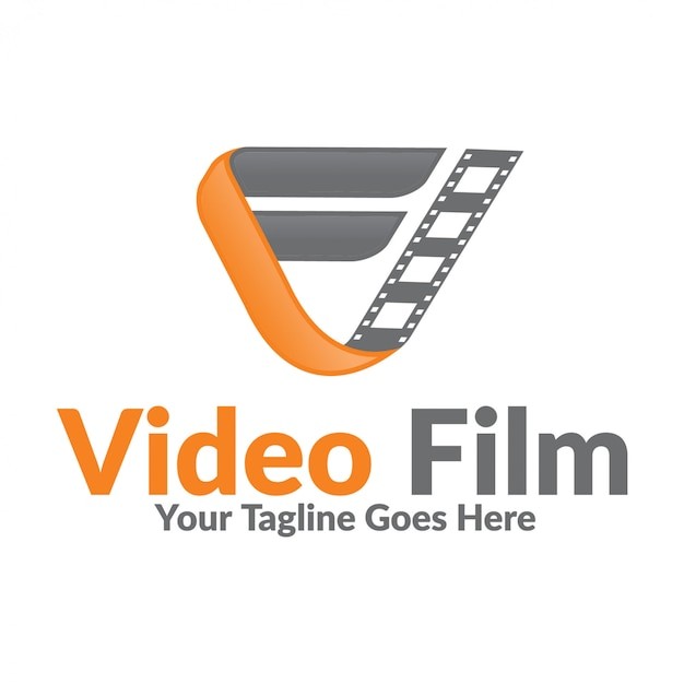 Video film Premium Vector