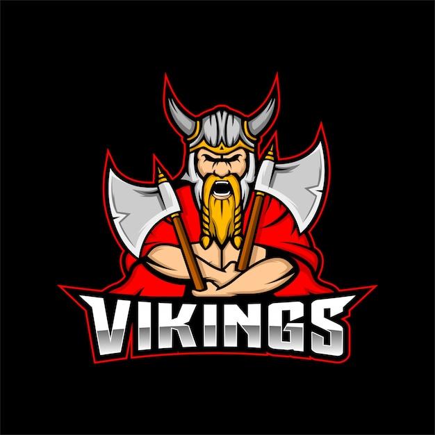 Vikings Premium Vector